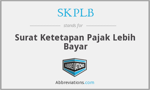 What does SKPLB stand for?