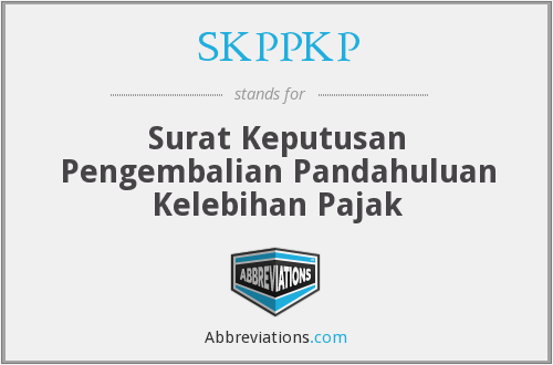 What does SKPPKP stand for?