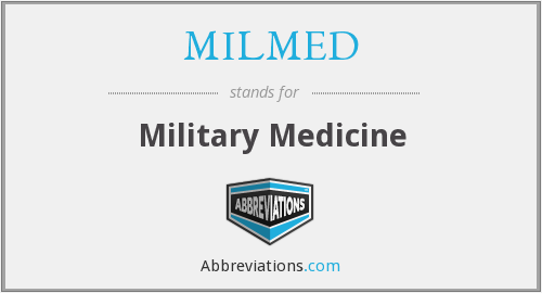 What does MILMED stand for?