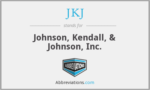 What does JKJ stand for?