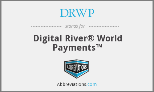 What does DRWP stand for?