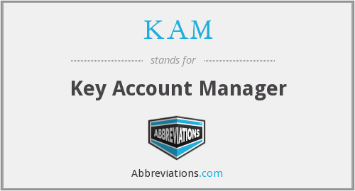 What does KAM stand for?