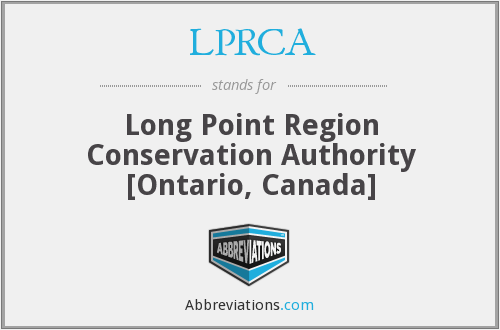 What does LPRCA stand for?