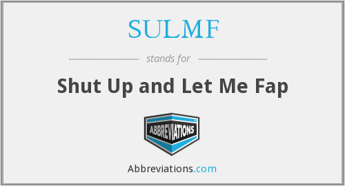 What does SULMF stand for?