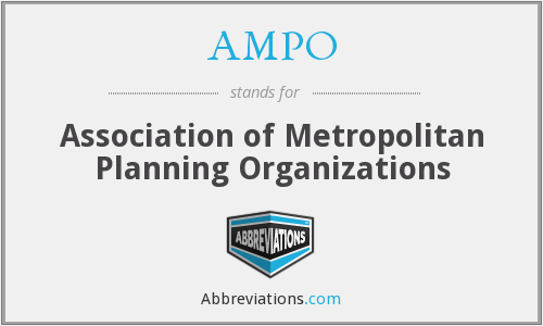 What does AMPO stand for?