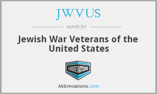 What does JWVUS stand for?