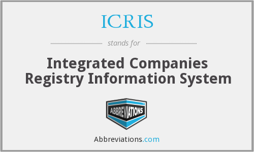 What does ICRIS stand for?