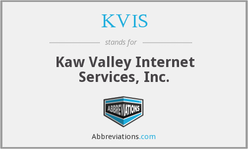 What does KVIS stand for?