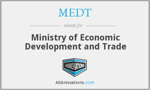What does MEDT stand for?