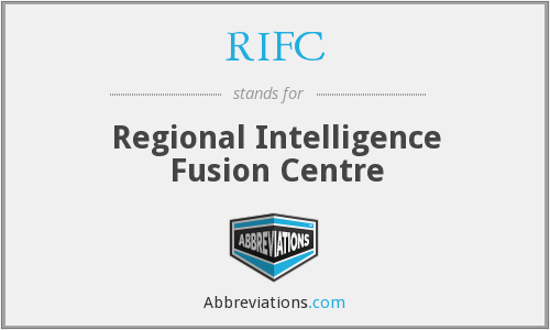 What does RIFC stand for?