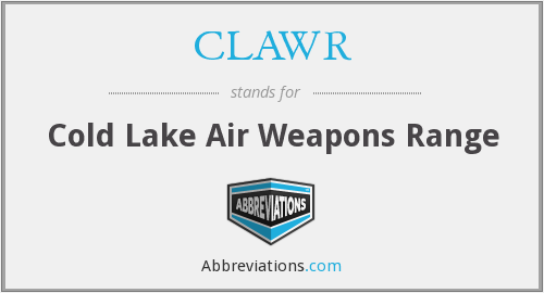 What does CLAWR stand for?