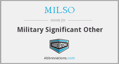 What does MILSO stand for?