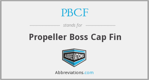 What does PBCF stand for?