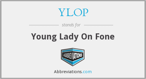 What does YLOP stand for?