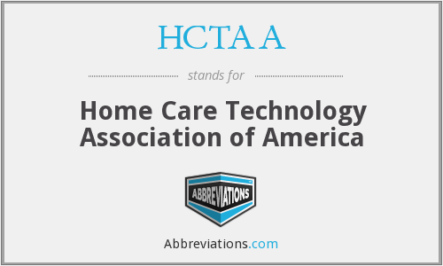 What does HCTAA stand for?