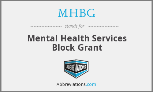 What does MHBG stand for?