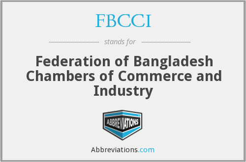 What does FBCCI stand for?