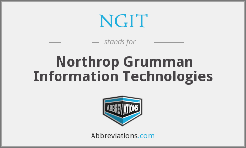 What does NGIT stand for?