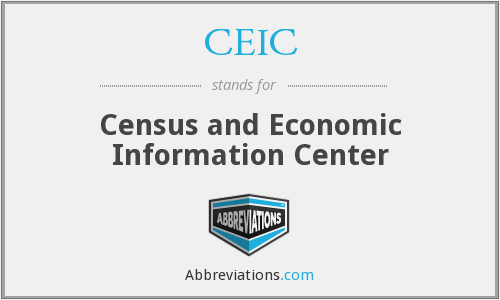 What does CEIC stand for?