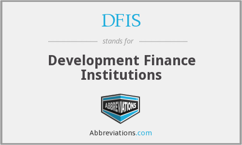 What does DFIS stand for?