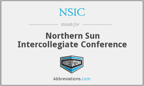 What does NSIC stand for?