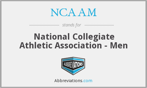 What does NCAAM stand for?