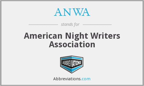 What does ANWA stand for?