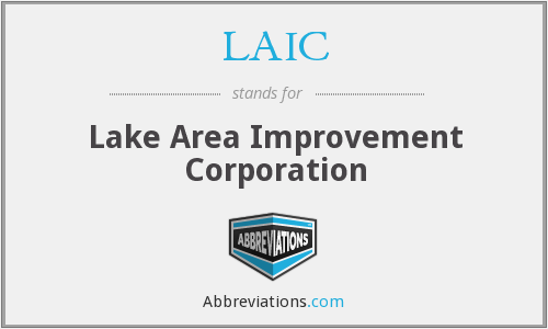 What does LAIC stand for?