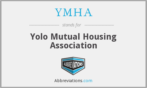 What does YMHA stand for?