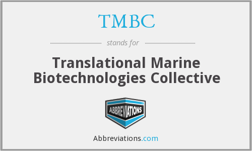 What does TMBC stand for?