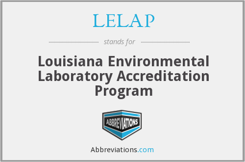 What does LELAP stand for?