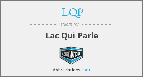 What does LQP stand for?