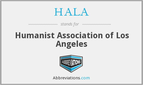 What does HALA stand for?