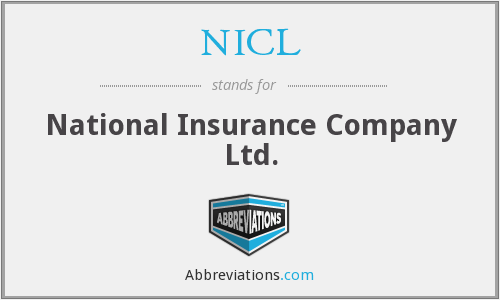 What does NICL stand for?