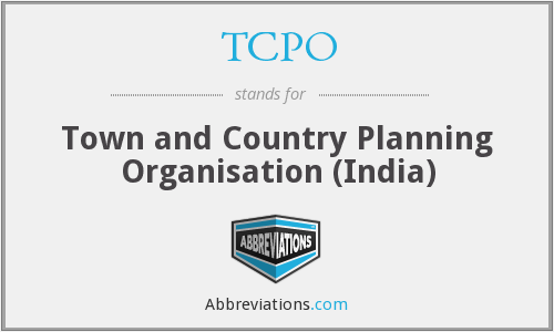 What does TCPO stand for?