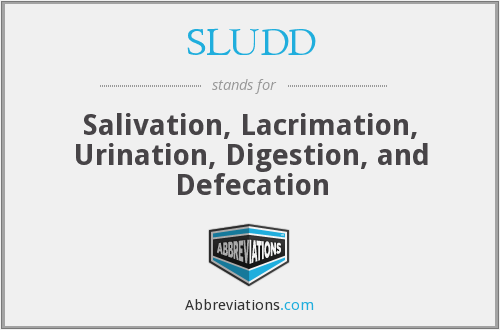 What does SLUDD stand for?