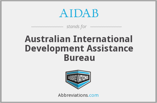 What does AIDAB stand for?