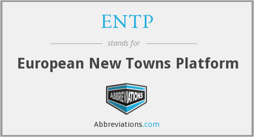 What does ENTP stand for?