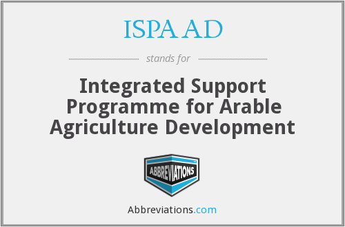 What does ISPAAD stand for?