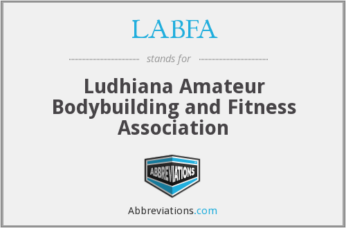 What does LABFA stand for?