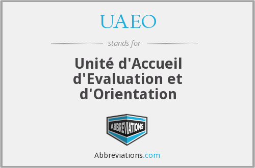 What does UAEO stand for?