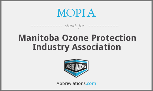 What does MOPIA stand for?