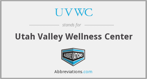 What does UVWC stand for?