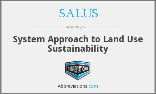 What does SALUS stand for?