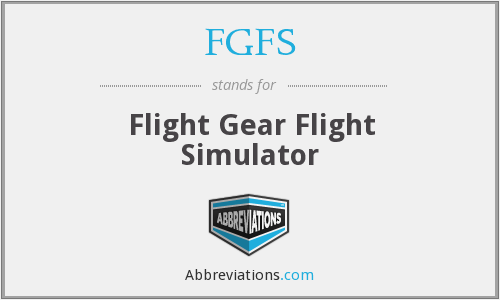 What does FGFS stand for?