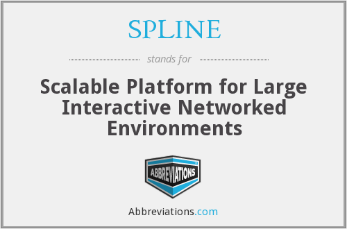 What does SPLINE stand for?