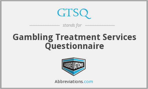 What does GTSQ stand for?