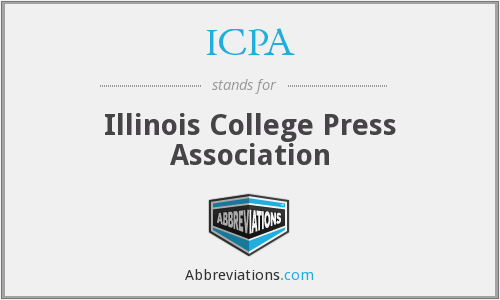 What does ICPA stand for?