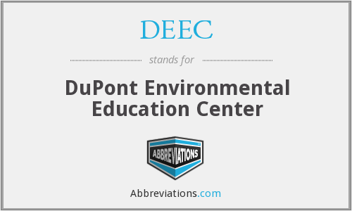 What does DEEC stand for?