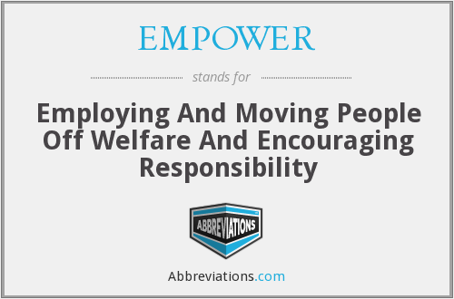 What does EMPOWER stand for?
